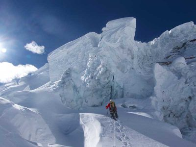 Simone Moro announces his upcoming winter mountaineering project