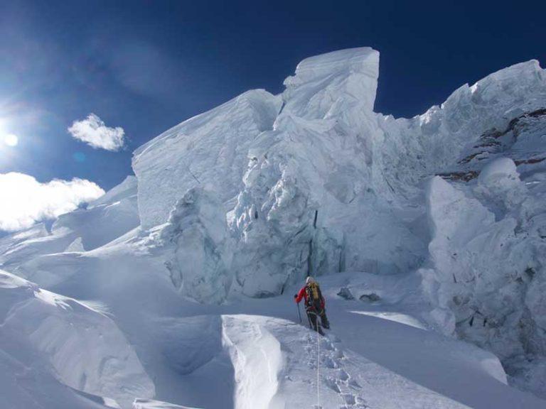 Simone Moro annuncia la meta della sua imminente spedizione invernale